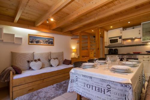 Résidence Grand Roc - Campanules 125 Chamonix