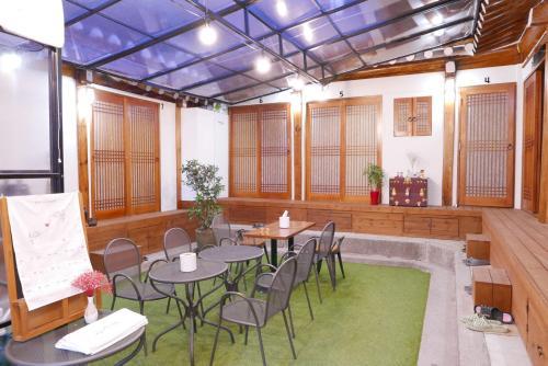 Bibimbap Hanok Guesthouse Gyeongbokgung private house - Accommodation - Seoul