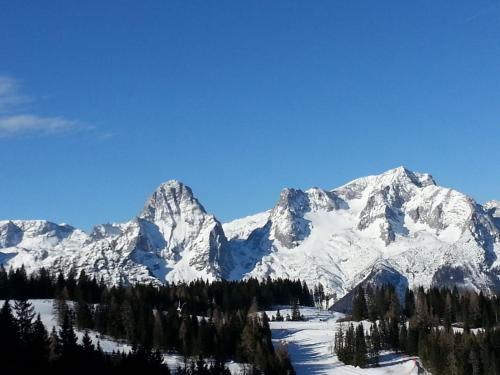 Höss-Alpin-Lodge - Hotel - Hinterstoder