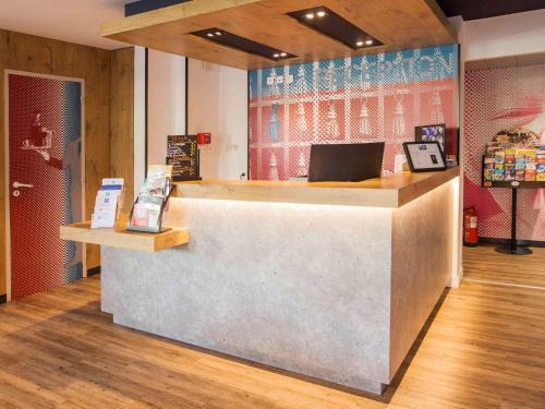 Hotel Hotel Ibis Budget Montpellier Centre Millenaire -