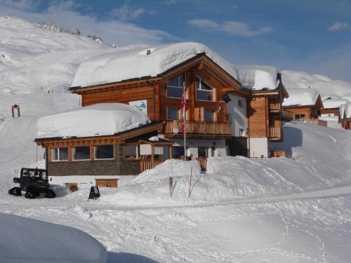 Hotel Pension Wellness Tigilou - Belalp-Blatten-Naters