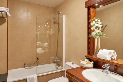 Superior Double or Twin Room - single occupancy Hotel Grèvol Spa 6