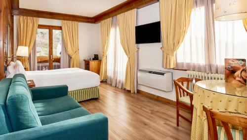 Superior Double or Twin Room - single occupancy Hotel Grèvol Spa 12