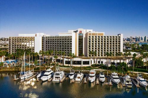 Sheraton San Diego Hotel & Marina - San Diego, CA CA 92101