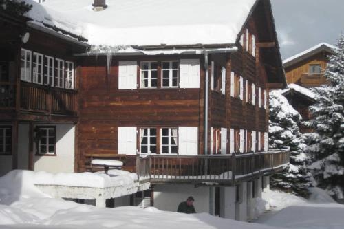 Chalet Zuckmayer - Saas-Fee