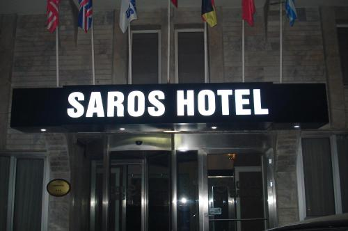 Halic Saros Hotel rooms