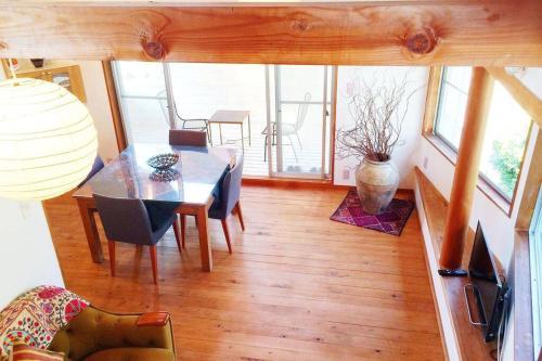 Woody house near sea - Accommodation - Nakano