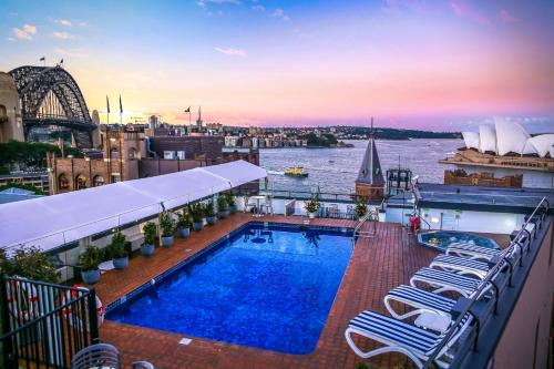 Rydges Sydney Harbour (Formerly Holiday Inn Old Sydney) - image 1