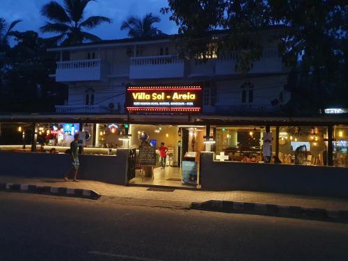 . Villa Sol Areia