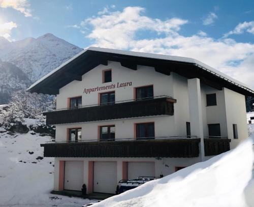 Appartement Laura - Lechtal-Appartements Holzgau
