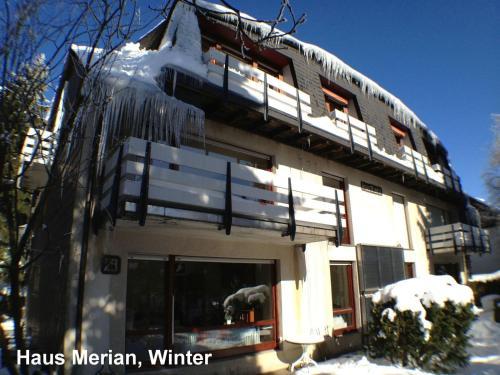 Haus Merian 4 Winterberg