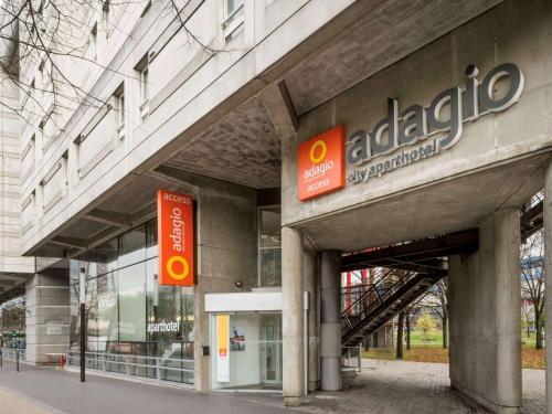 Aparthotel Adagio Access Paris La Villette, Chaumont