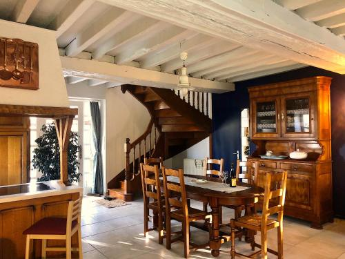 Gîte La Maison d'Amélie - Location saisonnière - La Chapelle-Saint-Aubert