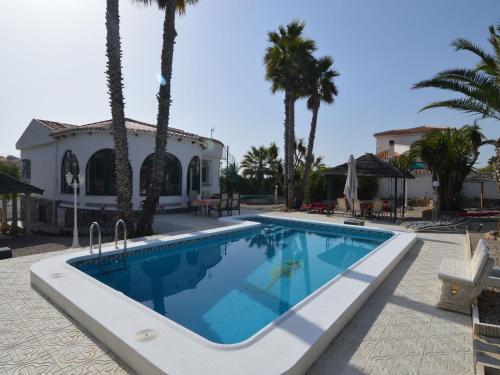. Luxurious Villa in La Escuera with Swimming Pool