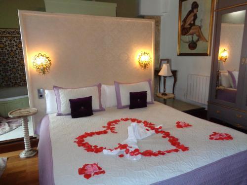 Habitación Doble Deluxe con bañera de hidromasaje - 1 o 2 camas Hotel Boutique Nueve Leyendas 24