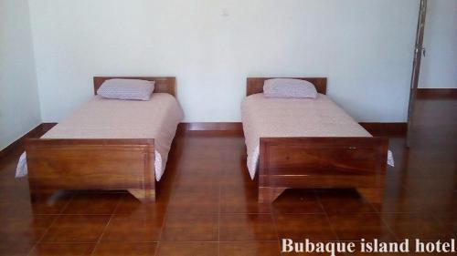 Bubaque Island Hotel, Bubaque
