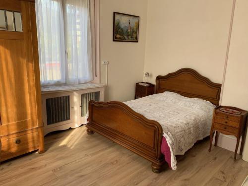 Chambre Arnica lit 140 wifi - Accommodation - Saint-Amarin