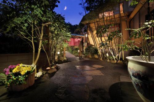 哈那希布基日式旅館