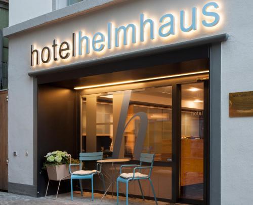 Boutique Hotel Helmhaus Zürich