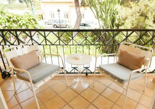 Habitación Doble con balcón - 1 o 2 camas Hotel Boutique Villa Lorena by Charming Stay 14