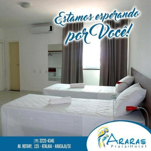 Фото отеля Araras Praia Hotel