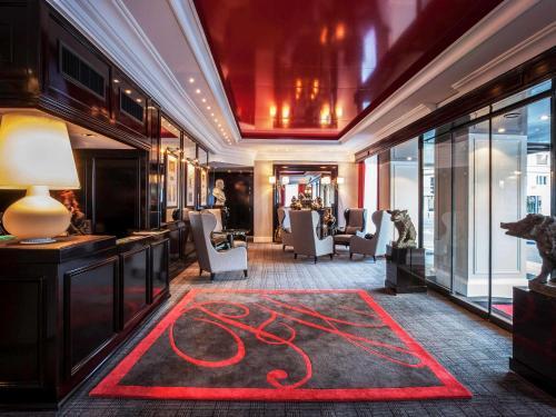 Park Hotel Grenoble   MGallery