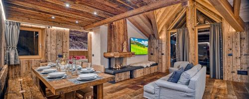 Le Chalet Luxury Apartment Livigno