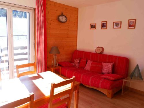 Romantic Chalet-Style Flat with Mountain View - Apartment - Torgon