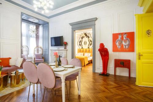 Palace Apartment by Main Station - President