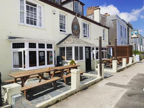 Seaview Inn, Falmouth, Cornwall
