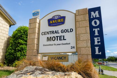 . ASURE Central Gold Motel Cromwell