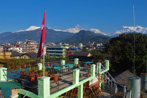 . Kiwi Backpackers Hostel Pokhara