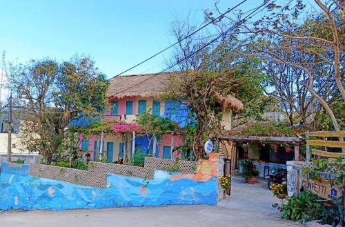 Confetti House