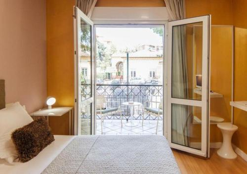 Habitación Doble con balcón - 1 o 2 camas Hotel Boutique Villa Lorena by Charming Stay 110