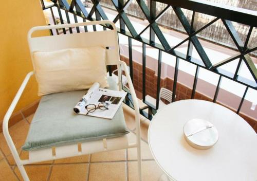 Habitación Doble con balcón - 1 o 2 camas Hotel Boutique Villa Lorena by Charming Stay 23