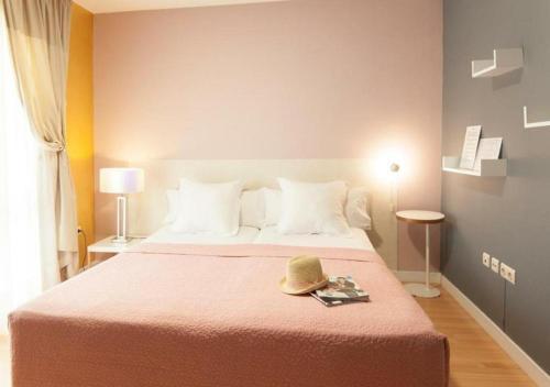 Habitación Doble con balcón - 1 o 2 camas Hotel Boutique Villa Lorena by Charming Stay 9