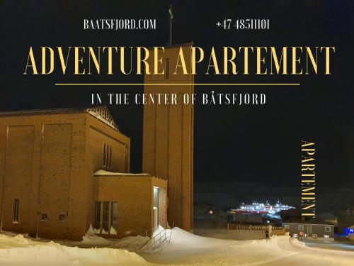 Hotel-overnachting met je hond in Adventure Apartements - Båtsfjord