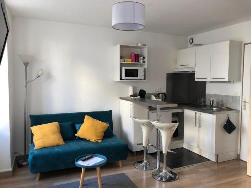 Chaleureux appartement en centre ville de Poitiers - Location saisonnière - Poitiers