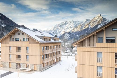 Фото отеля ALPRIMA Aparthotel Hinterstoder