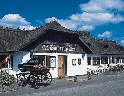 . St. Binderup Kro