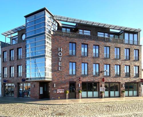 . Hochwertige Apartments im Stralsunder Hafen