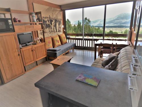 Les Lupins 10 & Parking privé inclus-Panorama sur lac & montagne - Apartment - Les Angles