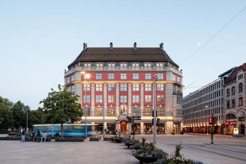 Hotel-overnachting met je hond in Amerikalinjen - Oslo - Oslo - Centrum
