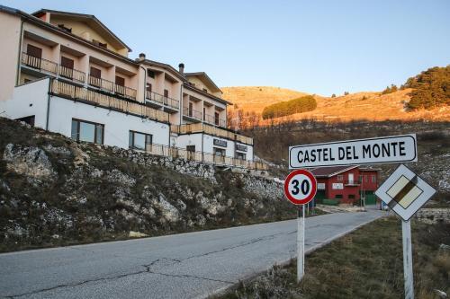 Albergo Parco Gran Sasso - Hotel - Castel del Monte