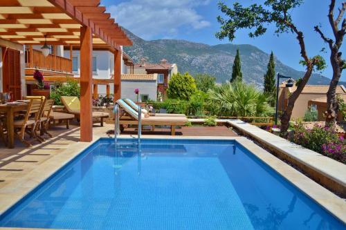 Villa Acacia, LaVanta, Kalkan - Accommodation - Kas