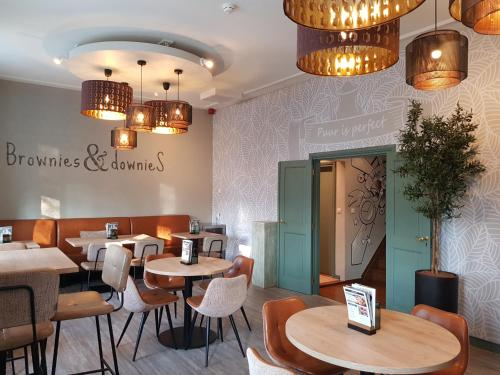 Het restaurant of ander gelegenheid bij Brownies & Downies