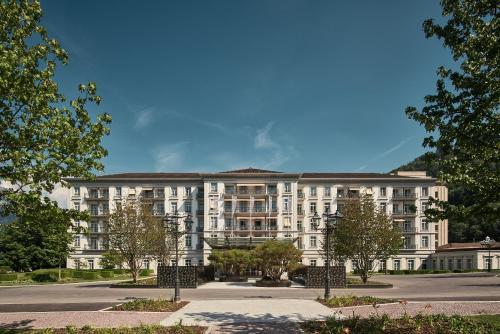 Grand Resort Bad Ragaz - Hotel