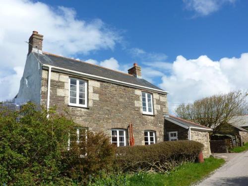Splatt House, Mount Hawke, Porthtowan, Cornwall