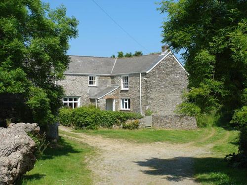 Polcreek Farmhouse, Veryan, Veryan, Cornwall