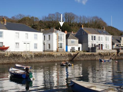 Waterside House, Flushing, Falmouth, Cornwall